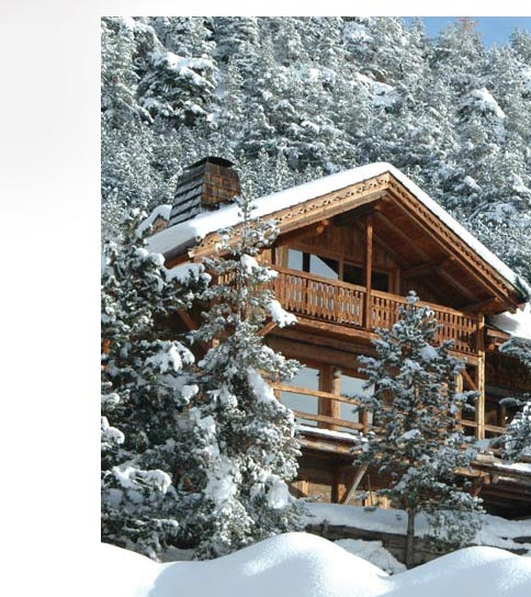 Chalet les Tavaillons, Serre Chevalier